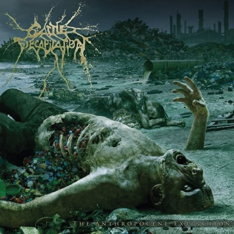Cattle Decapitation - The Anthropocene Extinction - 2LP