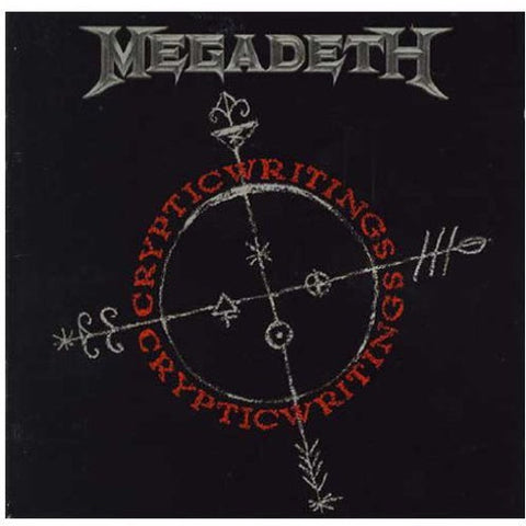 Megadeth - Cryptic Writings - CD