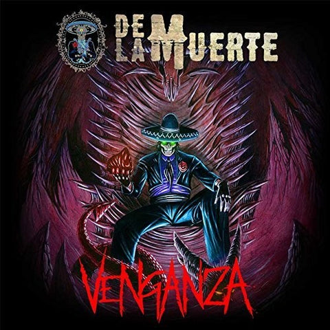De La Muerte - Venganza - CD - UK Import