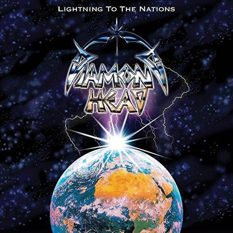 Diamond Head - Lightning to the Nations - IMPORT CD