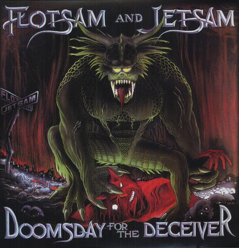 Flotsam and Jetsam - Doomsday For The Deceiver - 2LP