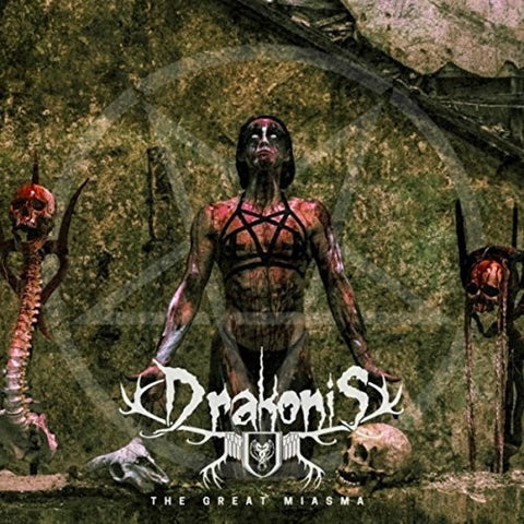 Drakonis - The Great Miasma - CD - UK Import