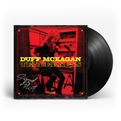 Duff McKagan - Tenderness - Autographed by Duff!