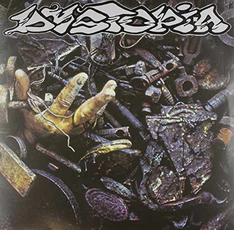 Dystopia - Human=Garbage - 2LP