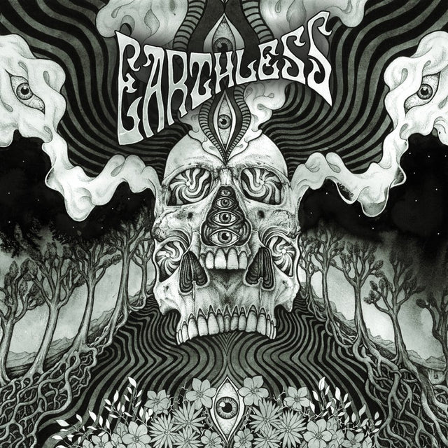 Earthless - Black Heaven - Multi-Color Splatter