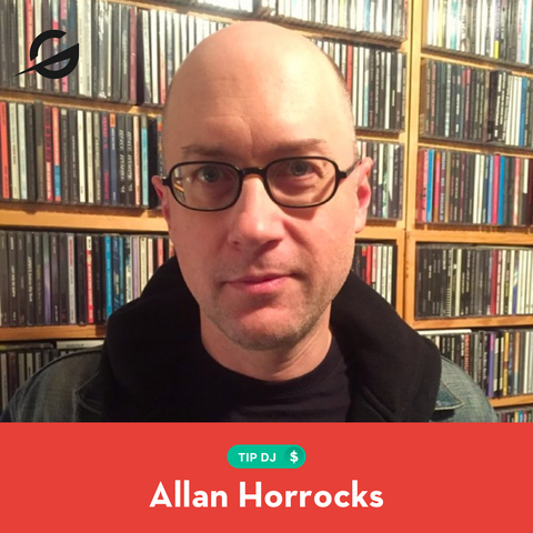 Tip Allan Horrocks!