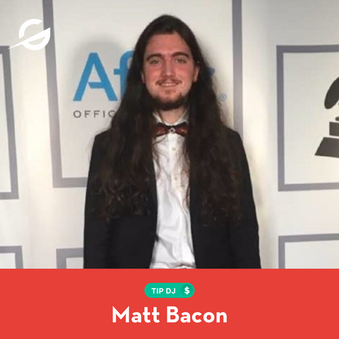 Tip Matt Bacon!