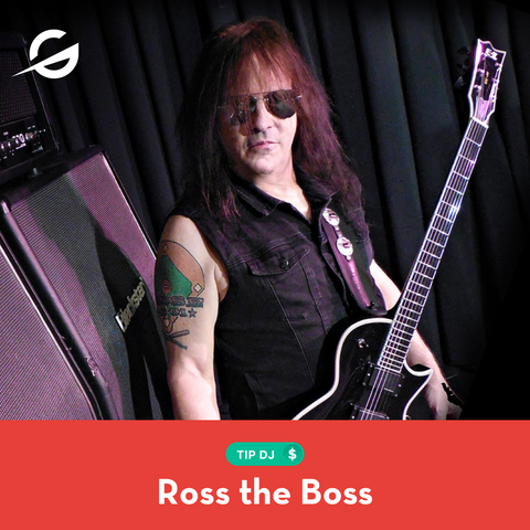 Tip Ross The Boss!