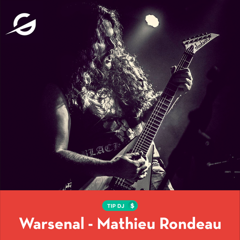 Tip Mathieu Rondeau from Warsenal!