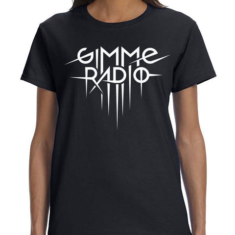 Women's Gimme Radio T-Shirt - Black