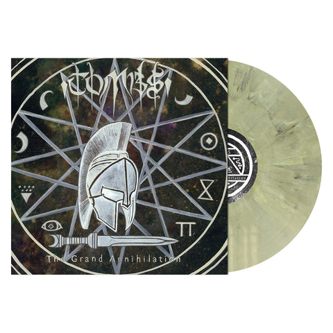Tombs - The Grand Annihilation - Grey/Green Vinyl