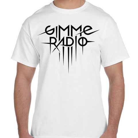 Gimme Radio T in White