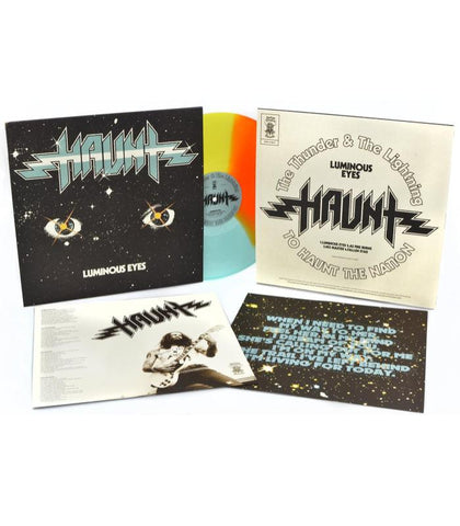 Haunt - Luminous Eyes - Tri-Color Vinyl
