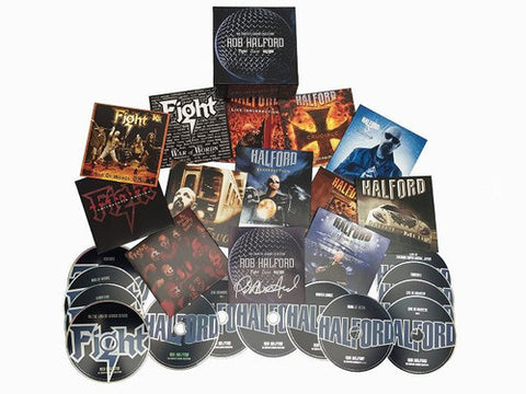 Rob Halford - The Complete Albums Collection