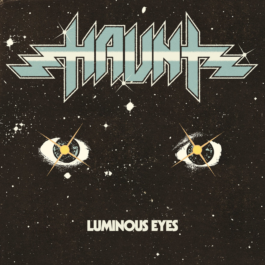 Haunt - Luminous Eyes - Black & Blue Vinyl