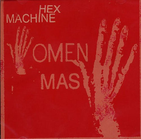 Hex Machine - Omen Mas - CD