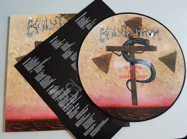 Holy Terror - Terror & Submission
