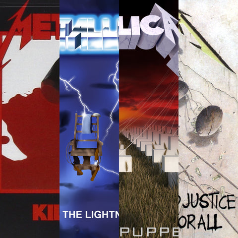 The Metallica Bundle