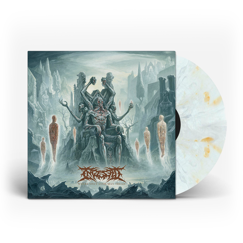Ingested - Where Only Gods May Tread - GIMME EXCLUSIVE BONE VINYL