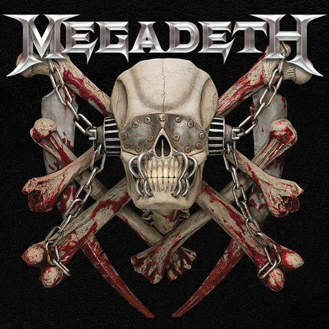 Megadeth - Killing is My Business....and Business is Good - Reissue