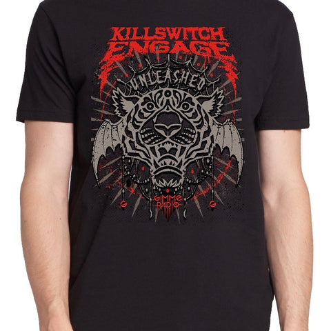 Killswitch Engage - Gimme Radio Tee - EU Pricing w Shipping Included