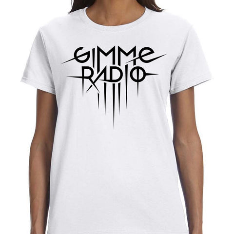 Women's Gimme Radio T-Shirt - White