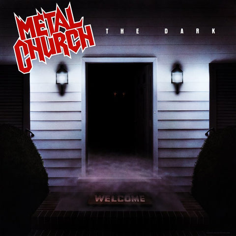 Metal Church - The Dark - CD