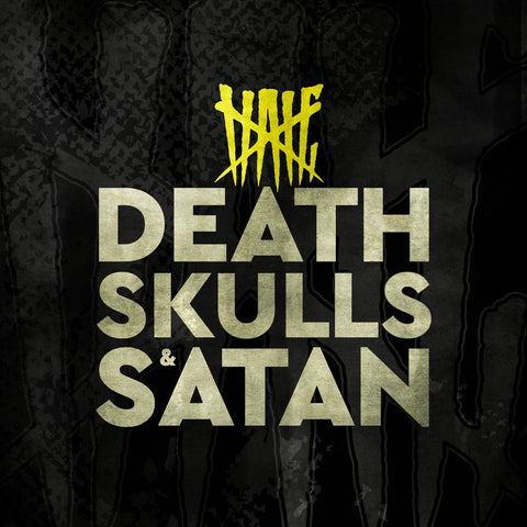 Nale - Death. Skulls. Satan.  - CD