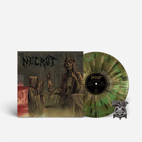 Necrot - Blood Offerings - Gimme Vinyl Club November Record