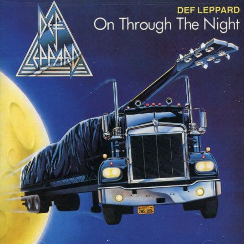 Def Leppard - On Through the Night - CD