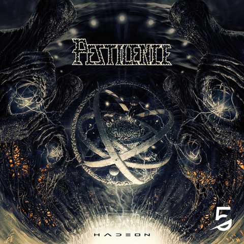 Pestilence  - Hadeon  - Import - Grey Vinyl