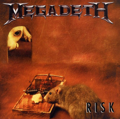 Megadeth - Risk - CD