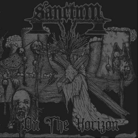 Sanctum - On The Horizon - CD