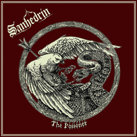 Sanhedrin - The Poisoner - Blood Red Limited Edition Pressing