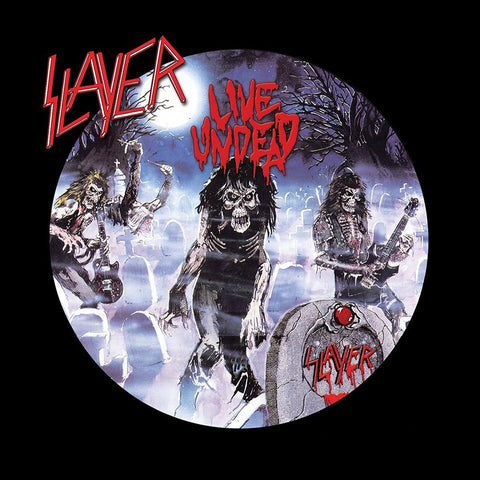 Slayer - Live Undead - Picture Disc