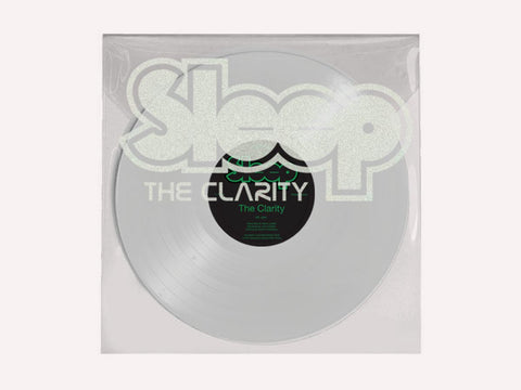 Sleep - Clarity - White Vinyl  - Single plus Etching AND Glow in the Dark!