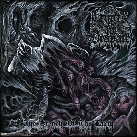 Crypts of Despair - Stench of the Earth - UK IMPORT (PREORDER)