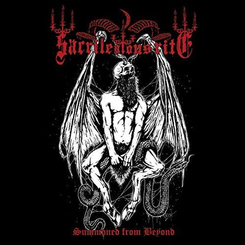 Sacrilegious Rite - Summoned From Beyond - PREORDER