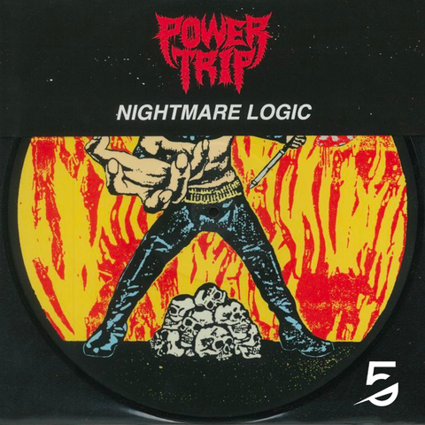 Power Trip - Nightmare Logic - Picture Disc