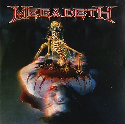 Megadeth - The World Needs A Hero - CD