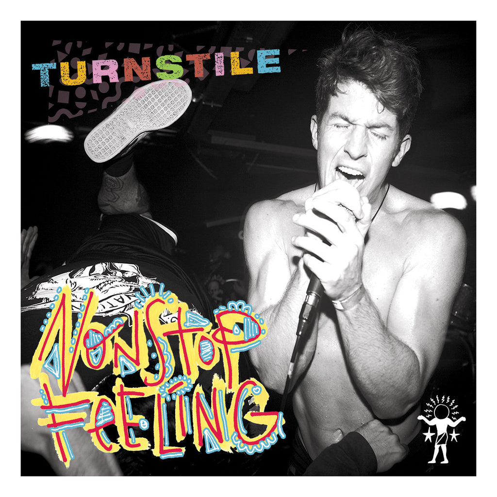 Turnstile | Nonstop Feeling | Clear Beer Bottle Brown Vinyl