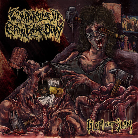 Engutturalment Cephaloslamectomy - Glam Not Slam