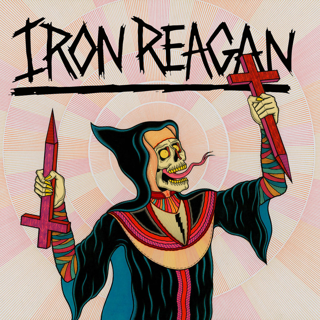 Iron Reagan |  Crossover Ministry | Black Vinyl