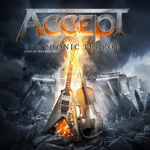 Accept - Symphonic Terror: Live At Wacken 2017