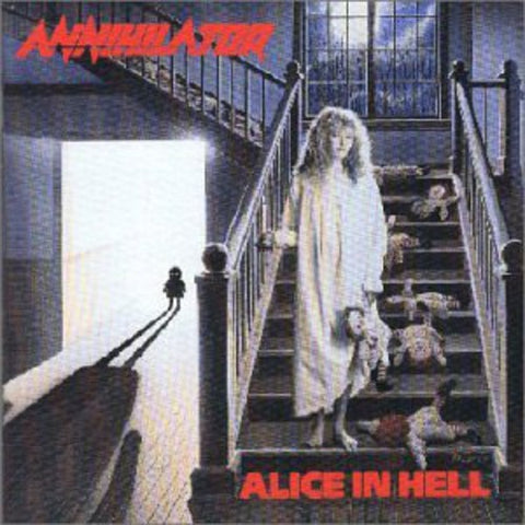 Annihilator - Alice in Hell - CD - IMPORT