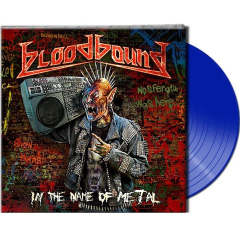 Bloodbound - In The Name Of Metal