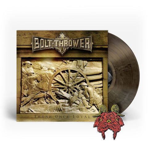 Bolt Thrower - Those Once Loyal - Gimme Vinyl Club December Record