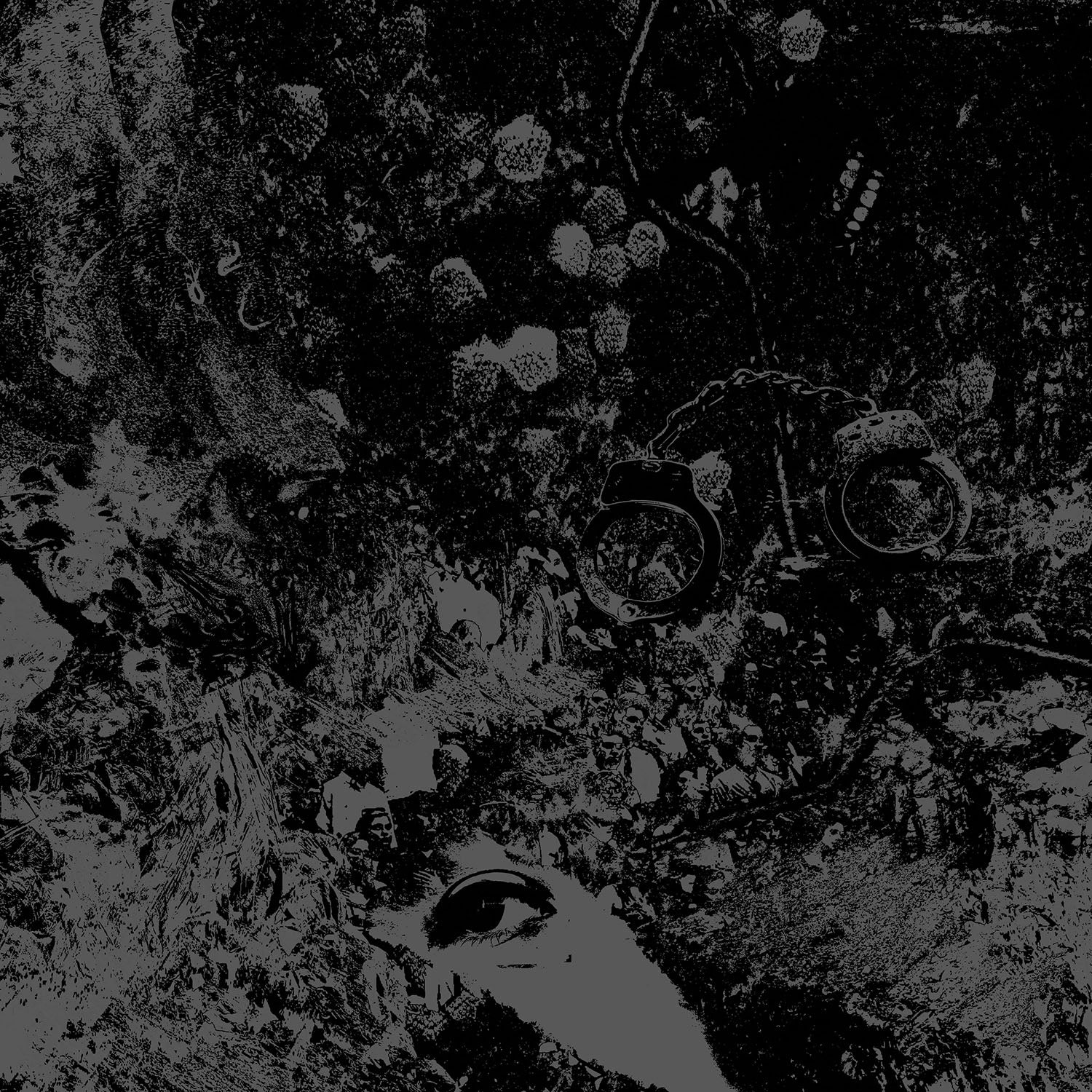 "Primitive Man / Unearthly Trance Split 12"" Splatter Colored Vinyl PRE-ORDER"