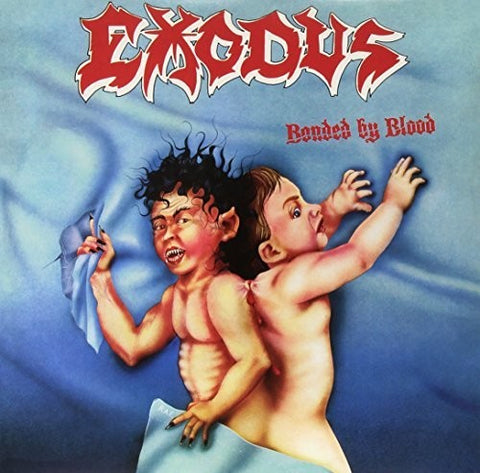 Exodus - Bonded by Blood (Gold Vinyl) - Import