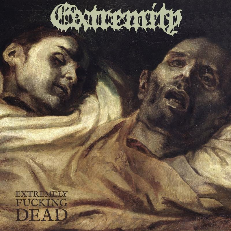 Extremity - Extremely Fucking Dead (Colored Vinyl)